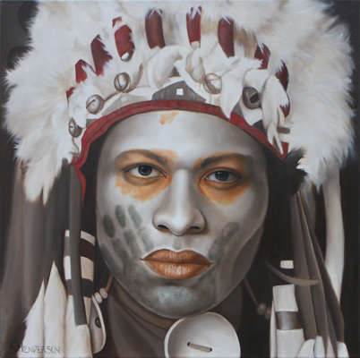 American Indian by K Henderson